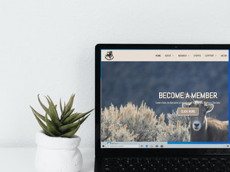 Texas Bighorn Society: New Website