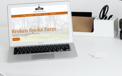 Broken Spoke Farm: New Website